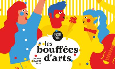 Le festival les bouffées d'art